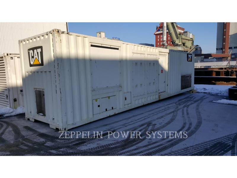 CATERPILLAR PORTABLE GENERATOR SETS XQ 1475G equipment  photo 1