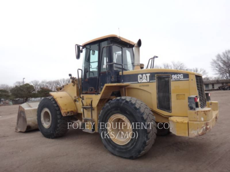 CATERPILLAR WHEEL LOADERS/INTEGRATED TOOLCARRIERS 962GII equipment  photo 3