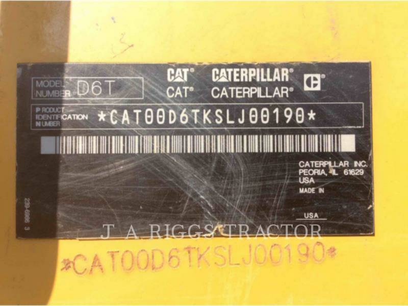 CATERPILLAR TRACTORES DE CADENAS D6TXW equipment  photo 24