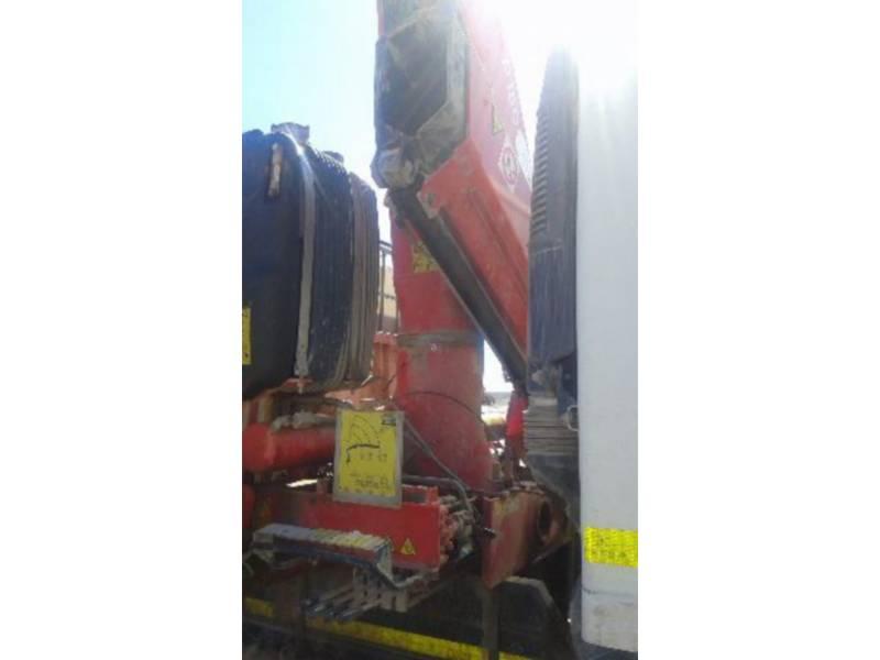 ISUZU CAMIONES DE CARRETER 850 WITH FASSI CRANE F150 equipment  photo 6