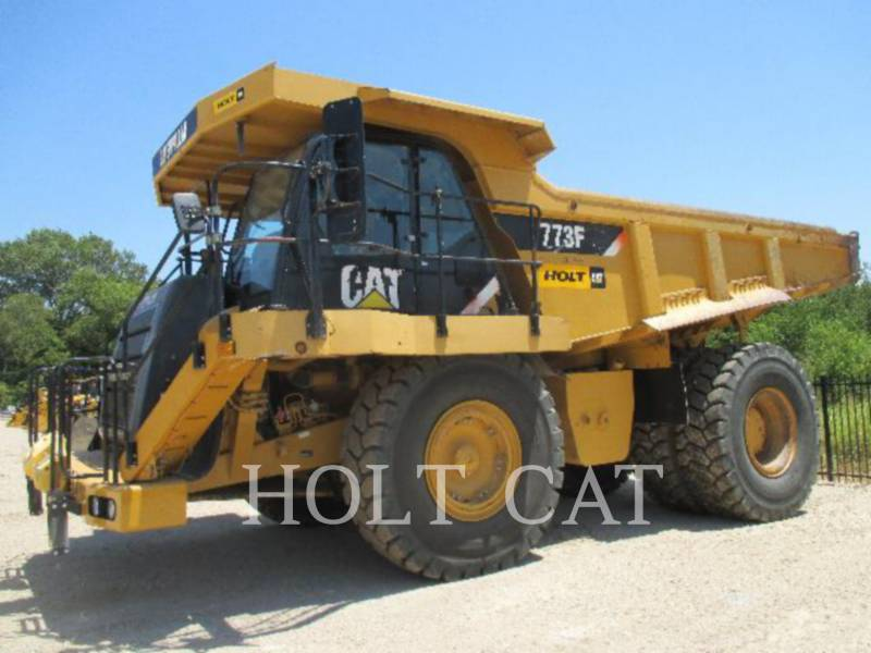 CATERPILLAR WOZIDŁA TECHNOLOGICZNE 773F equipment  photo 2