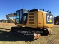 CATERPILLAR PELLES SUR CHAINES 320EL LR equipment  photo 2