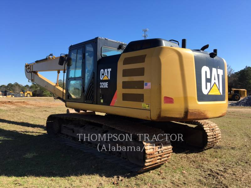 CATERPILLAR TRACK EXCAVATORS 320EL LR equipment  photo 2