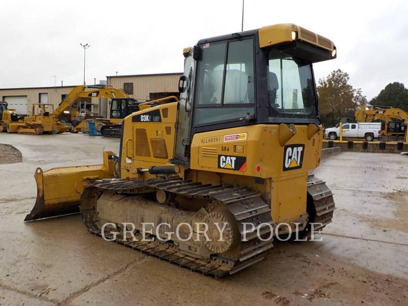 CATERPILLAR TRACK TYPE TRACTORS D3K2 LGP equipment  photo 9