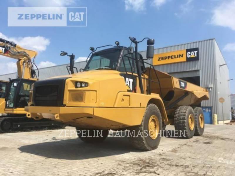 CATERPILLAR MULDENKIPPER 725C equipment  photo 1