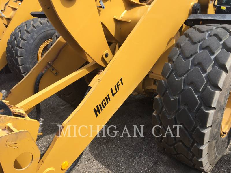 CATERPILLAR WHEEL LOADERS/INTEGRATED TOOLCARRIERS 924K HRQ equipment  photo 12