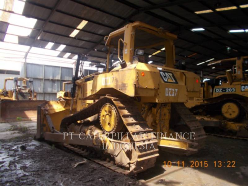 Caterpillar TRACTOR MINIER CU ŞENILE D6R equipment  photo 6