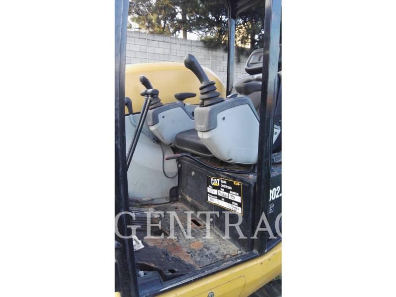 CATERPILLAR TRACK EXCAVATORS 302.7DCR equipment  photo 17