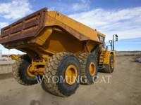 CATERPILLAR DUMPER ARTICOLATI 740 equipment  photo 3