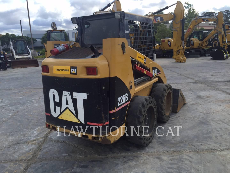 Cat Skid Steer Axle : Used san diego skid steer loaders b hawthorne cat