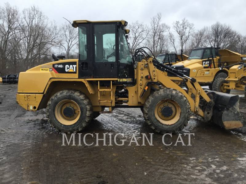 CATERPILLAR WHEEL LOADERS/INTEGRATED TOOLCARRIERS IT14G2 A equipment  photo 16