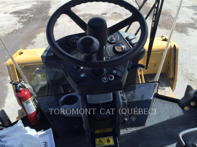 CATERPILLAR TAMBOR DOBLE VIBRATORIO ASFALTO CD54 equipment  photo 7