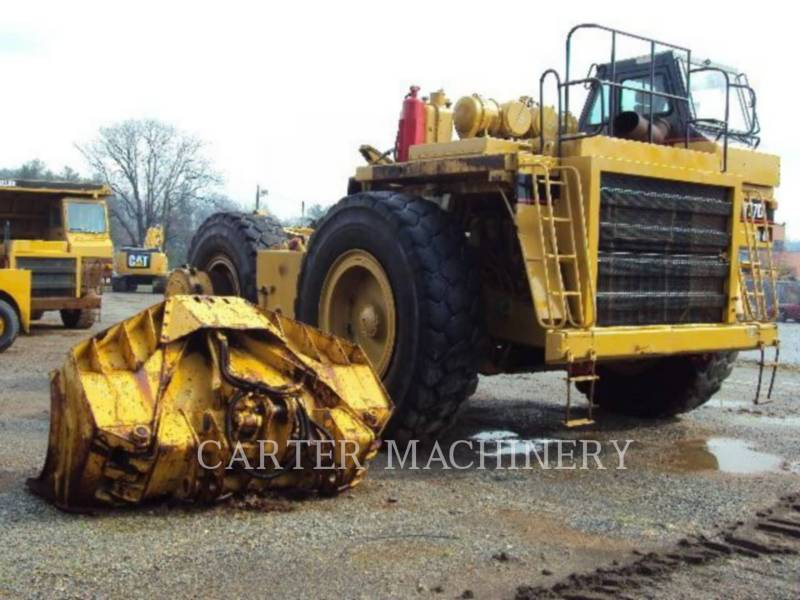 CATERPILLAR MULDENKIPPER 777D equipment  photo 1
