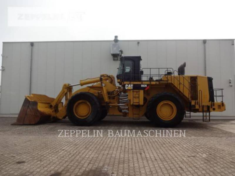 CATERPILLAR WHEEL LOADERS/INTEGRATED TOOLCARRIERS 992KLRC equipment  photo 2