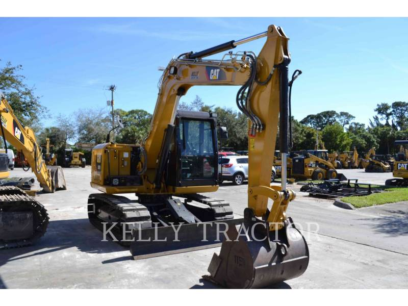 CATERPILLAR KETTEN-HYDRAULIKBAGGER 307E2 equipment  photo 5
