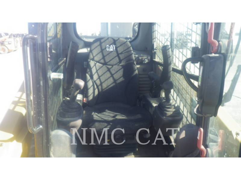 CATERPILLAR CHARGEURS TOUT TERRAIN 289D equipment  photo 5