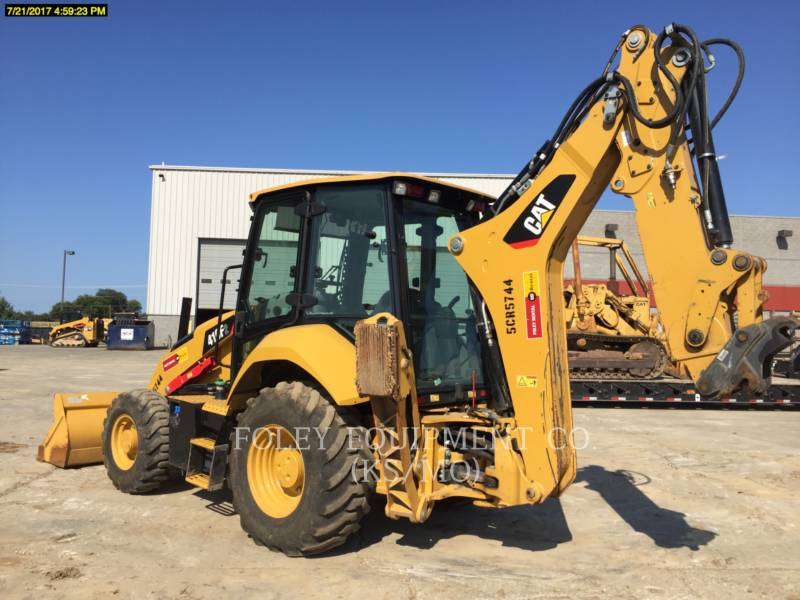 Caterpillar BULDOEXCAVATOARE 416F2ST equipment  photo 3
