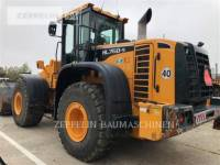 Equipment photo HYUNDAI HL760-9 WHEEL LOADERS/INTEGRATED TOOLCARRIERS 1