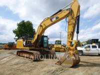 CATERPILLAR KETTEN-HYDRAULIKBAGGER 336ELQC equipment  photo 5
