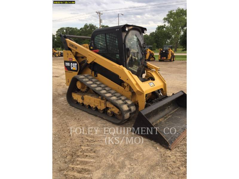 CATERPILLAR MULTI TERRAIN LOADERS 299DXPS2CA equipment  photo 2