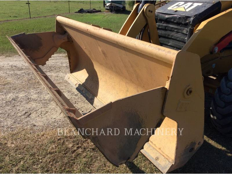 CATERPILLAR BACKHOE LOADERS 420F2 equipment  photo 5