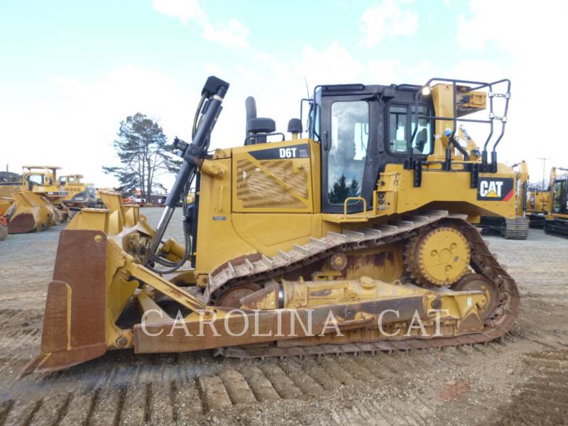 CATERPILLAR TRACK TYPE TRACTORS D6TXL-T4 equipment  photo 4