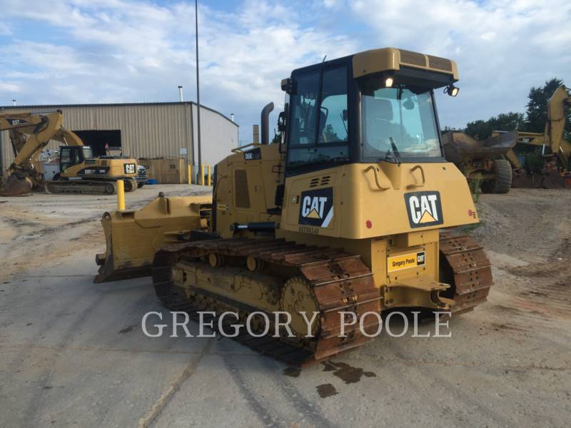 Caterpillar TRACTOARE CU ŞENILE D6K2 LGP equipment  photo 5