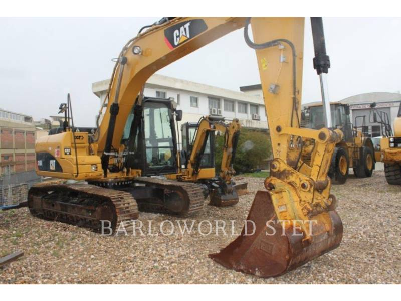 CATERPILLAR FORESTAL - EXCAVADORA 315DL equipment  photo 3