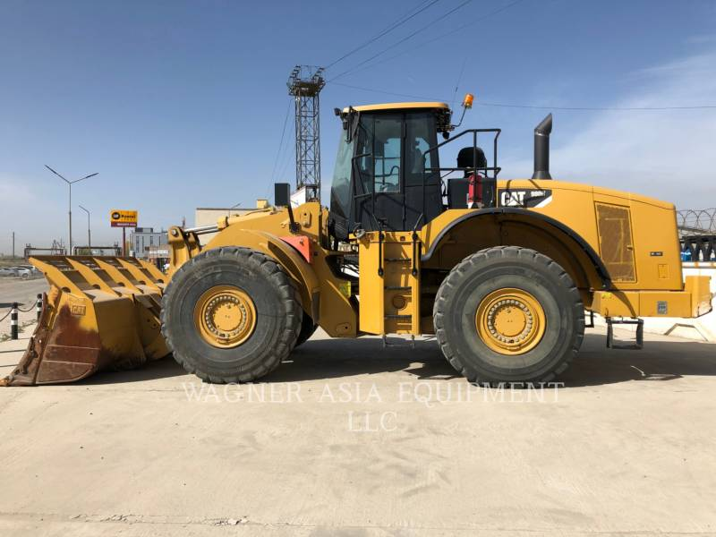 CATERPILLAR WHEEL LOADERS/INTEGRATED TOOLCARRIERS 980H equipment  photo 5