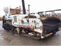 Equipment photo ROADTEC RP185-10 ASPHALT PAVERS 1