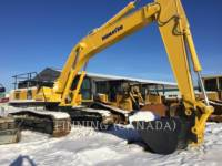 Equipment photo KOMATSU PC400LC-8 EXCAVADORAS DE CADENAS 1