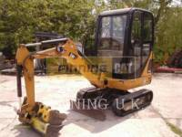 CATERPILLAR TRACK EXCAVATORS 301.4CEXCB equipment  photo 4