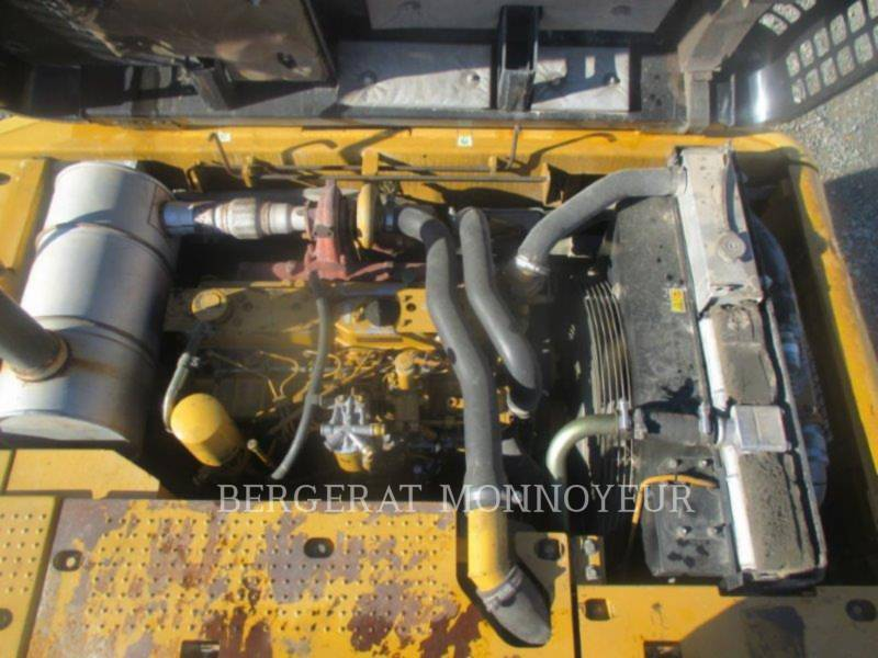CATERPILLAR KETTEN-HYDRAULIKBAGGER 323D equipment  photo 22