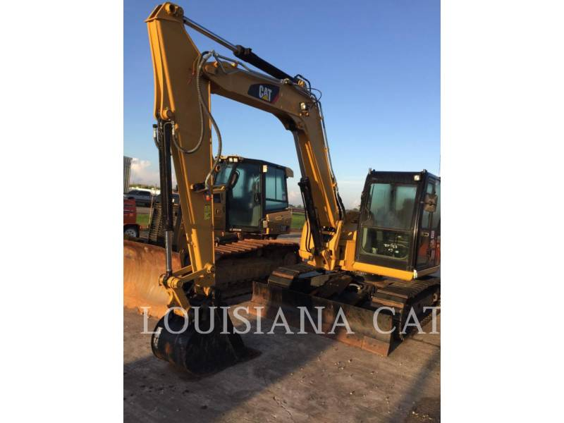 CATERPILLAR EXCAVADORAS DE CADENAS 308E2CR SB equipment  photo 1