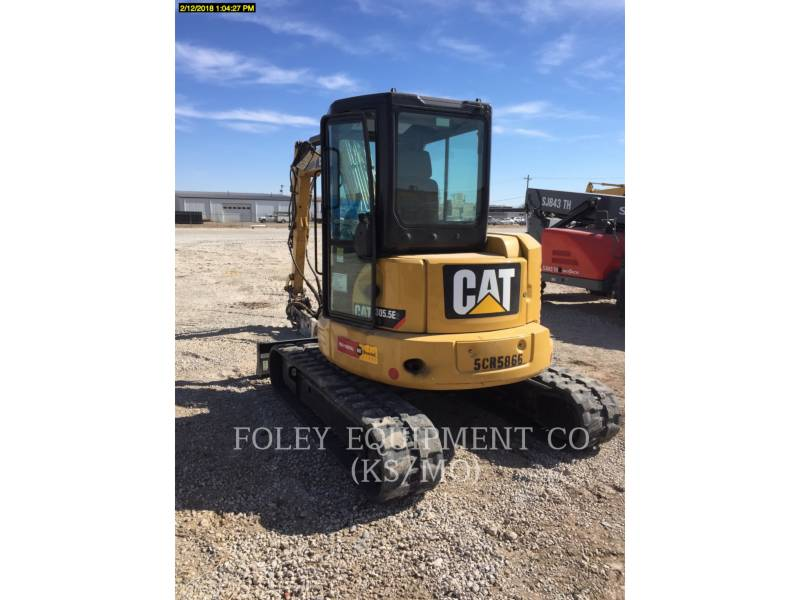 CATERPILLAR EXCAVADORAS DE CADENAS 305.5E2CR equipment  photo 3