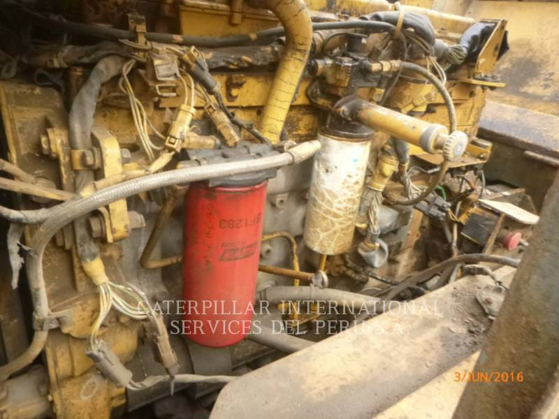 CATERPILLAR UNDERGROUND MINING LOADER R1600G equipment  photo 9
