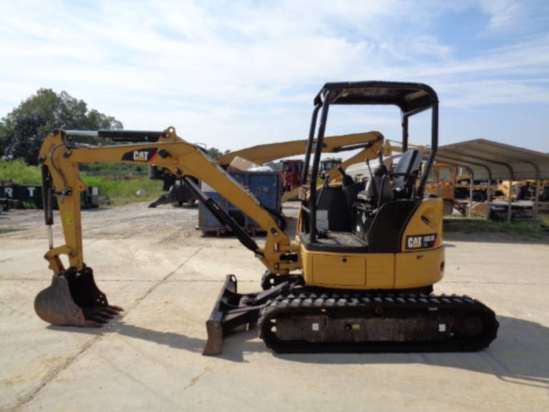 CATERPILLAR ESCAVATORI CINGOLATI 303.5ECR equipment  photo 6