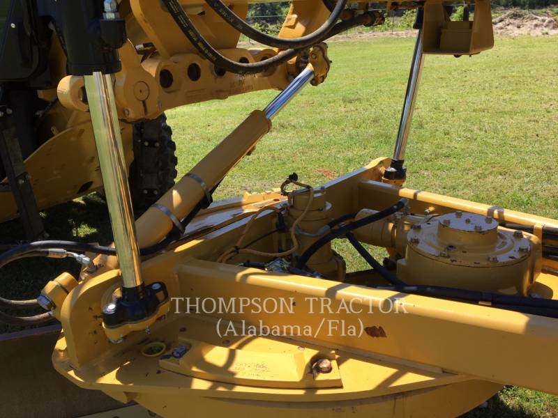 CATERPILLAR MOTORGRADER 140M2 equipment  photo 6