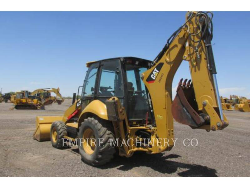 CATERPILLAR RETROEXCAVADORAS CARGADORAS 420F 4EC P equipment  photo 3