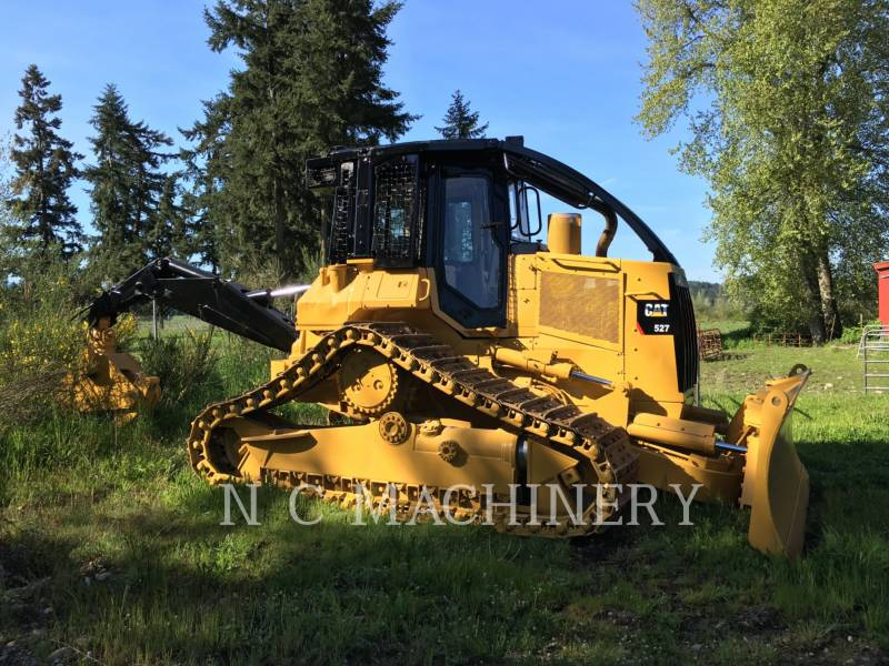 CATERPILLAR FOREST MACHINE 527 GR equipment  photo 4