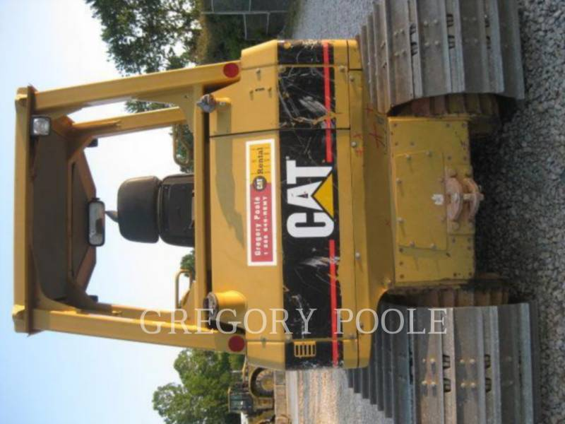 CATERPILLAR TRACK TYPE TRACTORS D5G LGP equipment  photo 5
