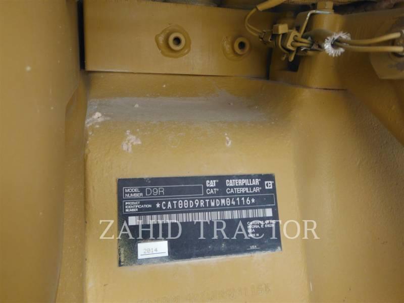 CATERPILLAR TRACTOR OP RUPSBANDEN MIJNBOUW D9RLRC equipment  photo 5