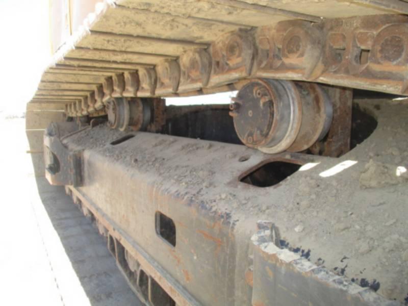 CATERPILLAR TRACK EXCAVATORS 349EL equipment  photo 16