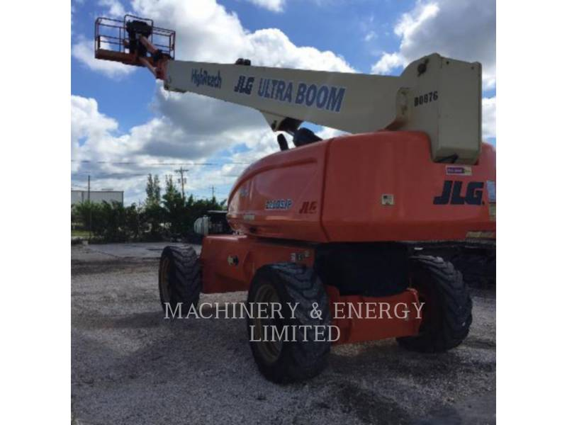 JLG INDUSTRIES, INC. DŹWIG - WYSIĘGNIK 1200SJP equipment  photo 1