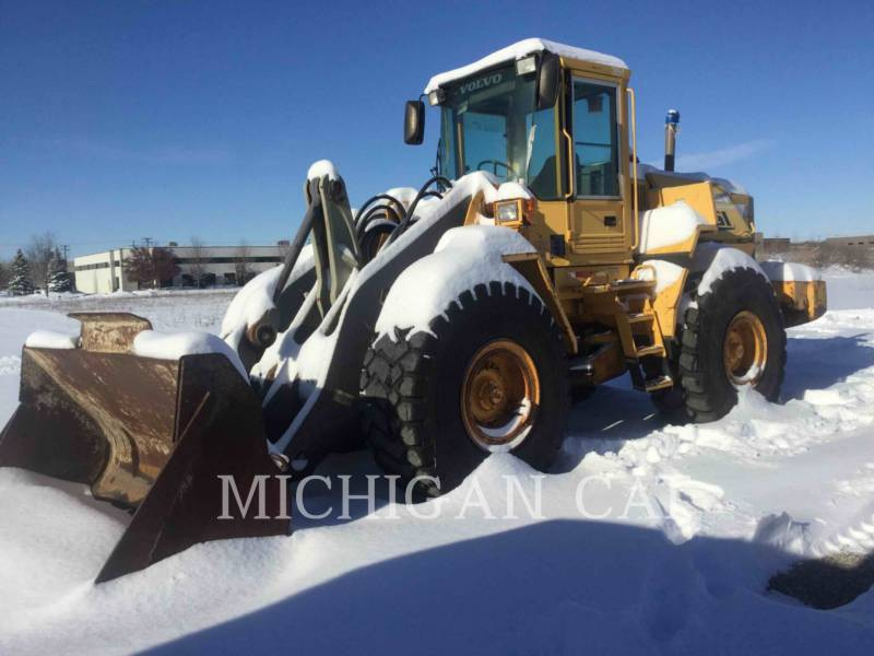 VOLVO CONSTRUCTION EQUIPMENT WHEEL LOADERS/INTEGRATED TOOLCARRIERS L120 equipment  photo 1