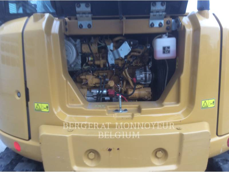 CATERPILLAR EXCAVADORAS DE CADENAS 308 E2 CR SB equipment  photo 14