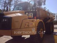 Caterpillar CAMIOANE CU BENĂ BASCULANTĂ 740B equipment  photo 5