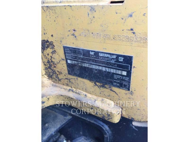 CATERPILLAR TRACK EXCAVATORS 314DLCR equipment  photo 9