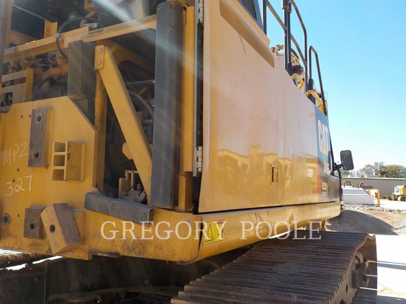 CATERPILLAR PELLES SUR CHAINES 349E L equipment  photo 12