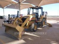 CATERPILLAR BACKHOE LOADERS 416F2ST equipment  photo 4